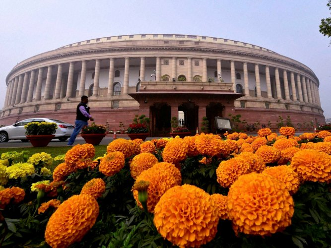 Monsoon session of Parliament from July 17 to Aug 11