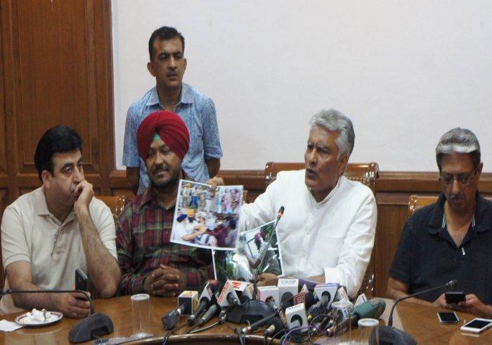 SAD, AAP reduced Assembly to battleground: Punjab Congress