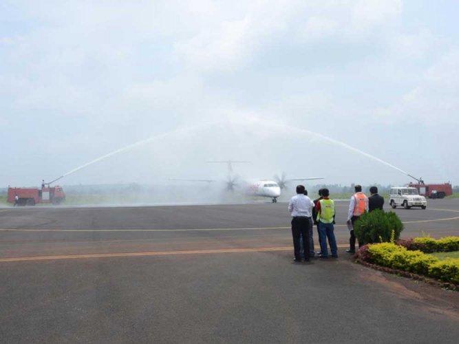 Poor visibility delays inaugural Chennai-Belagavi flight