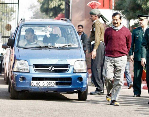Kejriwal's 'AAP Mobile' stolen