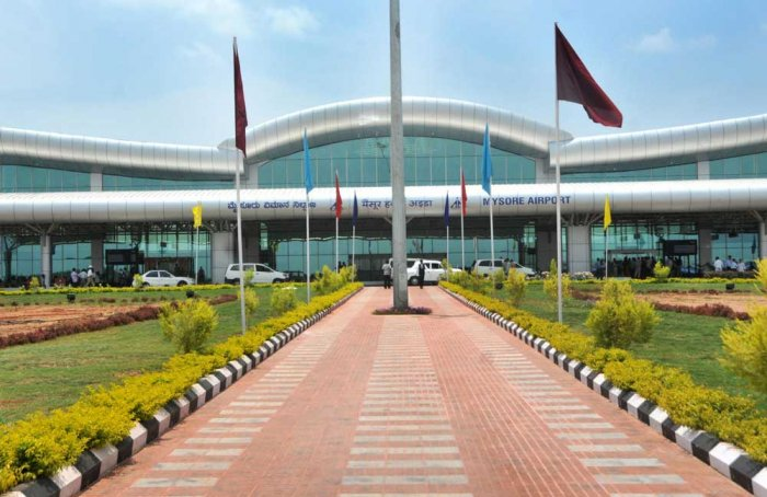 Mysore Airport electricity bill pending for a year