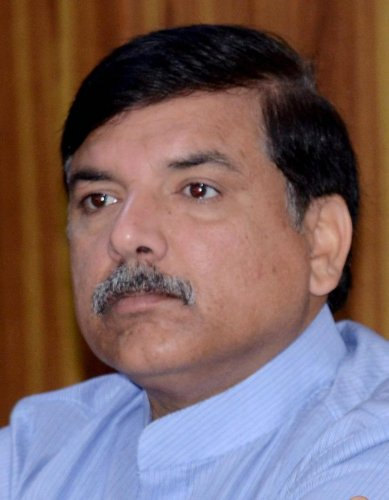 AAP picks Sanjay Singh, Sushil Gupta, N D Gupta as RS nominees