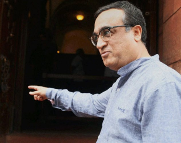 Maken seeks rejection of nomination of AAP's RS candidate
