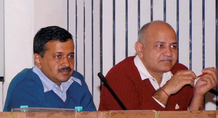 AAP upset over Cong attack, feels it will blunt Oppn onslaught on BJP