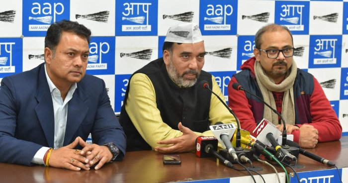 AAP to challenge disqualification of its 20 MLAs