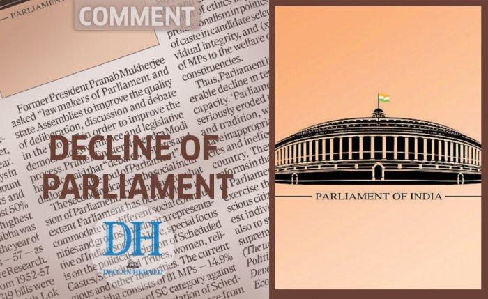 Decline of Parliament