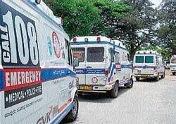 'Arogya Kavacha' staff go on stir in Chikmagalur