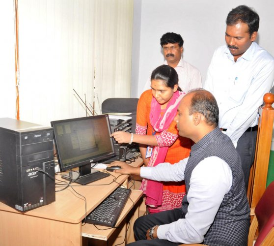 Mysuru taluk office adopts digital system, goes paperless