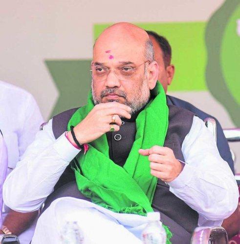 Amit Shah's Belagavi tour tentatively rescheduled