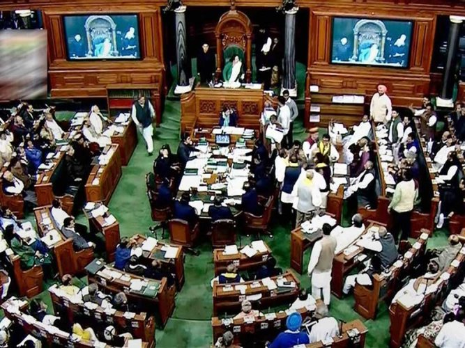 NDA MPs to forgo salary, allowance for Parliament session washout