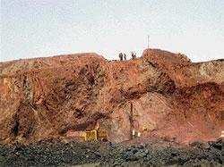 Illegal mining in Bagalkot