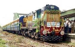 Shimoga-Konkan rail route awaits MoEF clearance