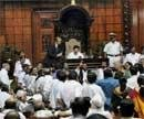 Opposition calls off dharna as Karnataka assembly adjourns sine die