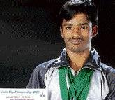 3 golds for Dharwad boy in international yoga championship