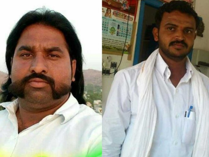 Ayyalappa Naika and HP bunk owner Prakash