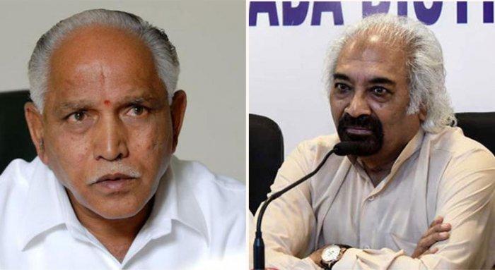 BS Yeddyurappa and Sam Pitroda have both shown a lack of tact.