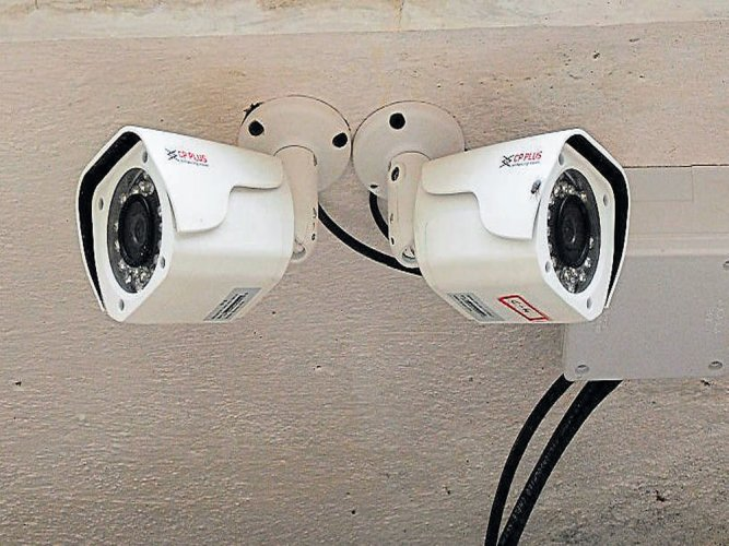 4,388 CCTV cameras have been installed in vulnerable areas of the national capital to ensure safety and security of women, the Delhi police told the Delhi High Court. (Image for representation)