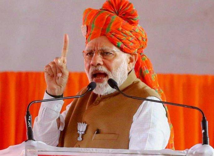 Narendra Modi (PTI File Photo)
