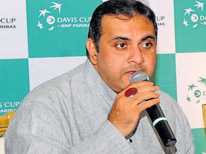 Pramod Madhwaraj. (DH File Photo)