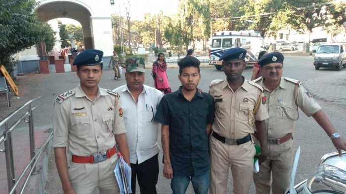 A statement from the BJP-led state government said Pramesh Debabarma was arrested after a case was registered at the Champahour police station in Khowai district under Section 124 (A) and 120 (B) IPC.