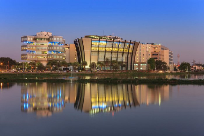 Bengaluru is home to a large number of startups.