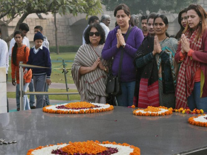 The mother of a female student who was gang-raped and killed on a Delhi bus more than five years ago supported a Thomson Reuters Foundation poll of experts on Wednesday that ranked India as the world's most dangerous country for women. PTI file photo