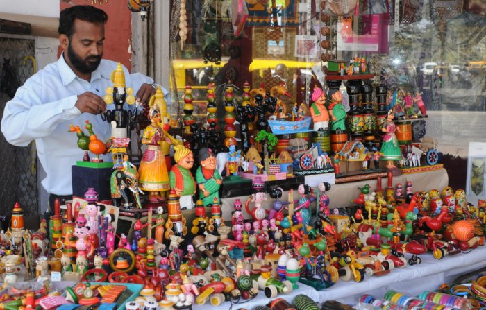 The centre will offer training to artisans and hone their skills invariousaspectsof thetoyindustry.DHFILEPHOTO
