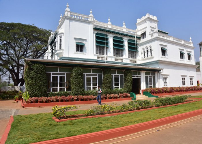 Premier Studio, on Hunsur Road in Mysuru, is one of the oldest film shooting studios in South India. DH FILE PHOTO