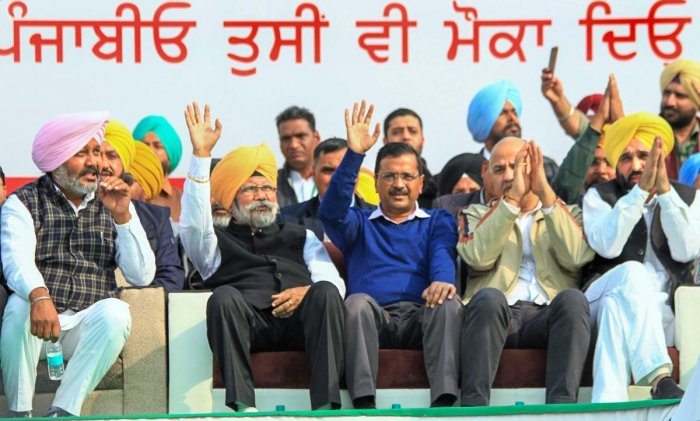 "The move came after talks for an alliance between the Akali Dal Taksali (old guard) and the Punjab Democratic Alliance (PDA) ""failed"" over the sharing of seats. (PTI File Photo)"