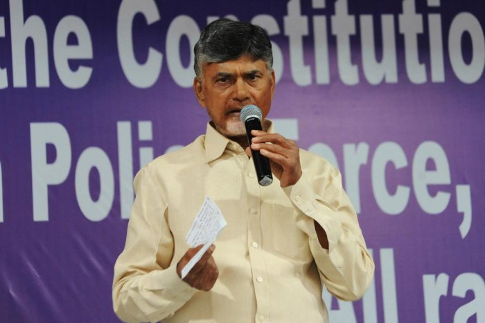 Chief Minister of Andhra Pradesh state and President of Telugu Desam Party (TDP) Chandrababu Naidu will take a memorandum to President Ram Nath Kovind demanding special status for Andhra Pradesh, an issue on which he severed ties with the BJP-led NDA last