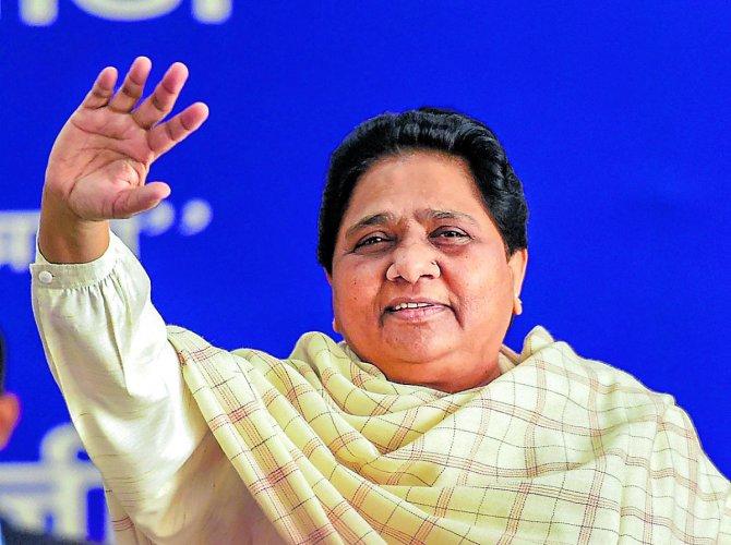 Mayawati's BSP is contesting 38 of the 80 Lok Sabha constituencies in Uttar Pradesh under the seat-sharing arrangement with Samajwadi Party and the Rashtriya Lok Dal.