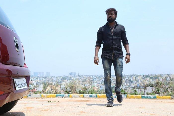 'Adachanegaagi Kshamisi' is S Pradeep Varma's second film as an actor.