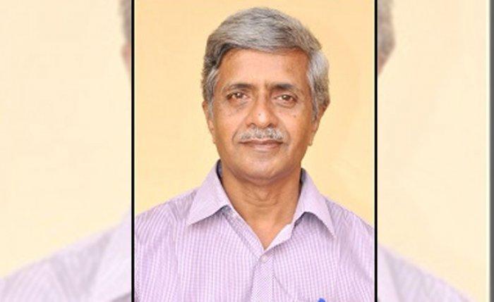 Dr N M Shyam Sundar. (Image source: www.jssuni.edu.in)