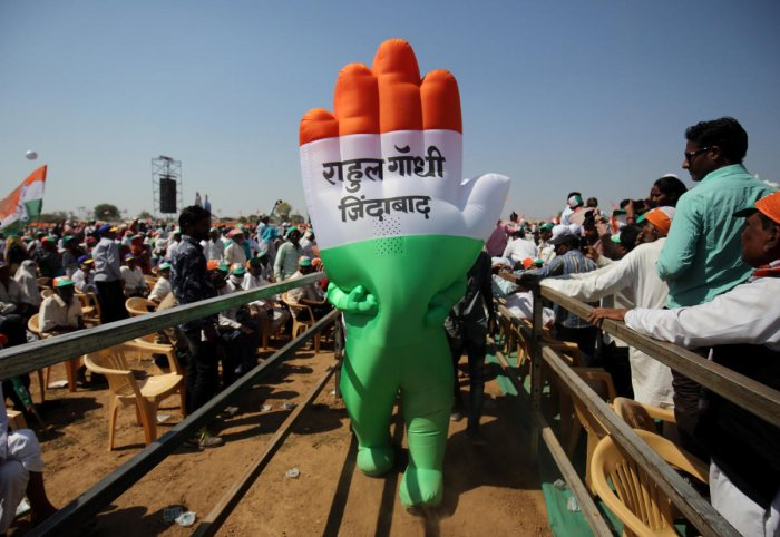Congress on Saturday night announced the candidature of former Maharashtra Chief Minister Ashok Chavan from Nanded Lok Sabha seat.