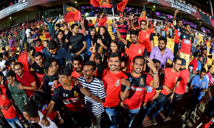 IPL provides the ultimate package for fans and players. DH Photo