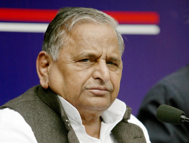 Mulayam Singh Yadav. File photo for representation