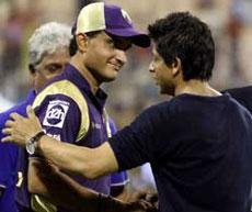 KKR cricketing brains behind Ganguly ouster: Shah Rukh