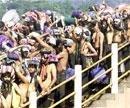 Police, temple board file reports on Sabarimala tragedy