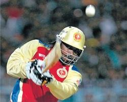 Gayle force blows KKR away