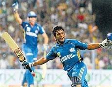 Franklin shines as Mumbai pull off sensational win over KKR