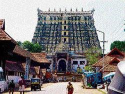 Curiosity surrounds  Kerala temple's secret chambers