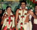 Ashwin ties the knot in low-key ceremony