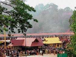 Sabarimala pilgrimage begins