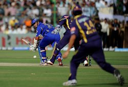 Rajasthan Royals cruise to 22-run win over KKR