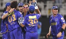 Rajasthan Royals win cliffhanger