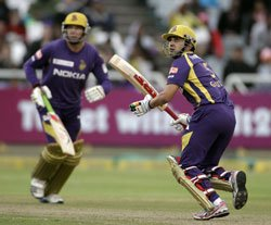 KKR end campaign with a comprehensive 99-run win over Titans