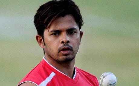 Sreesanth among 3 Rajasthan Royals players held for spot fixing