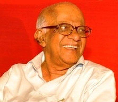 CPI stalwart Veliyam Bhargavan no more
