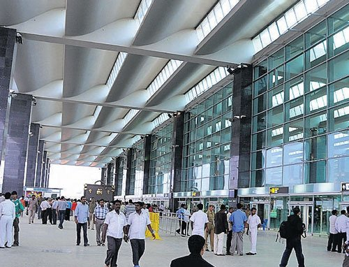 Airport UDF hike likely from Oct 1