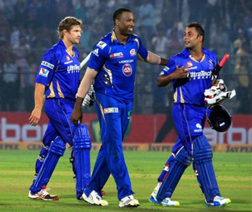 Rajasthan Royals look to continue with winning ways